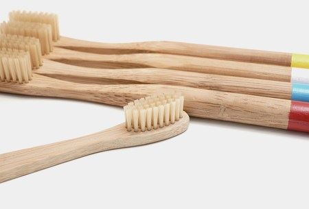 Image result for Tips to choose a wooden toothbrush