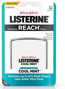 listerine reach floss